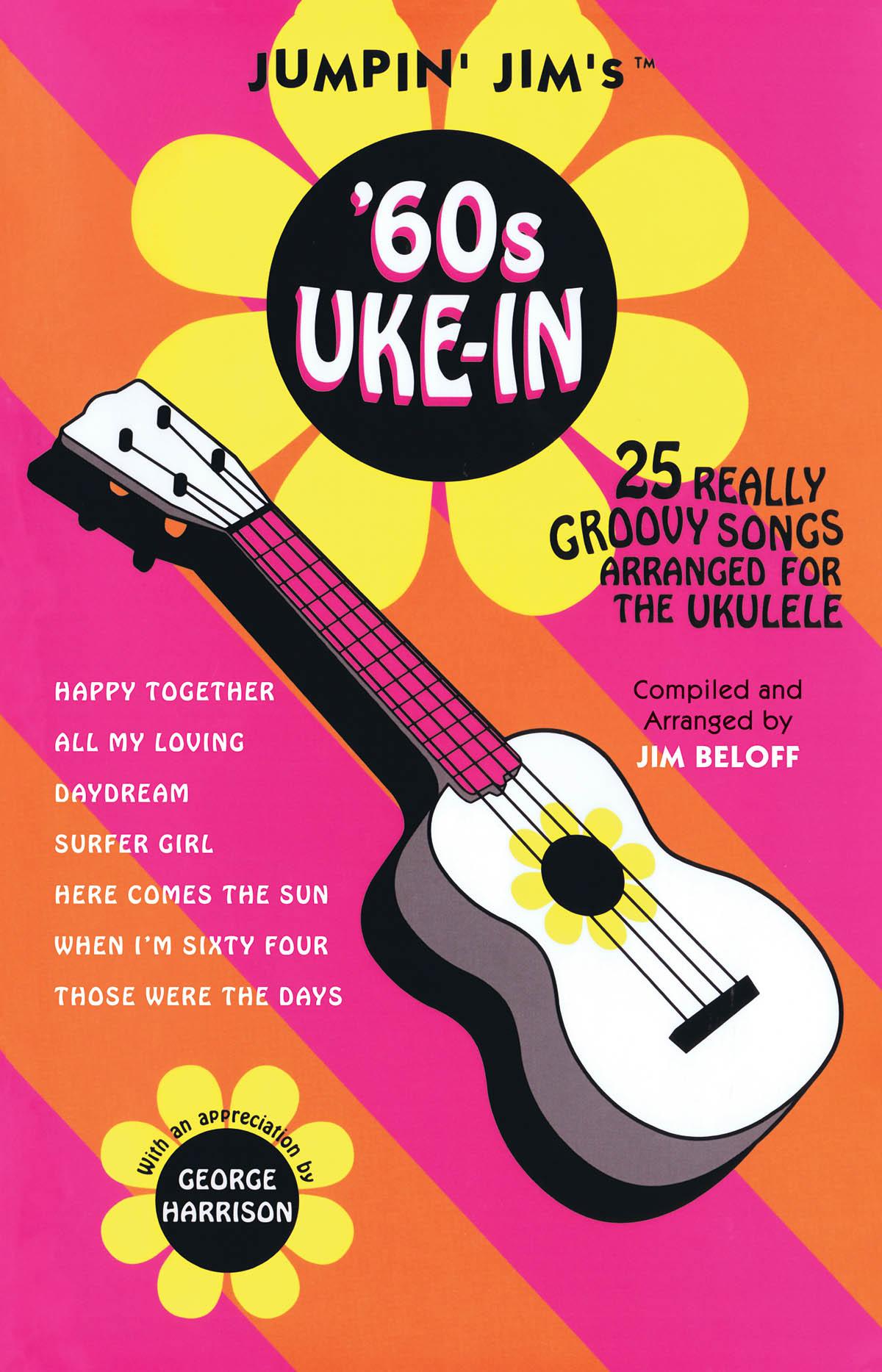 Jim Beloff: Jumpin' Jim's '60s Uke-In: Ukulele Solo: Instrumental Album