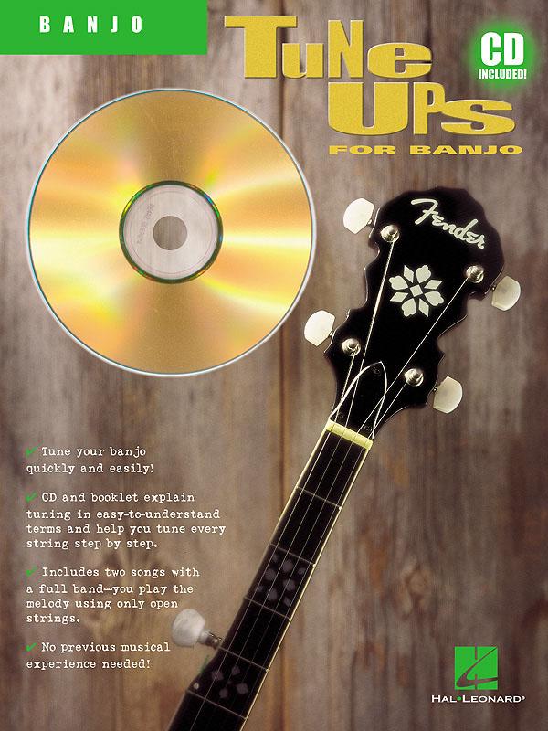 Tune-Ups for Banjo: Banjo: Instrumental Tutor