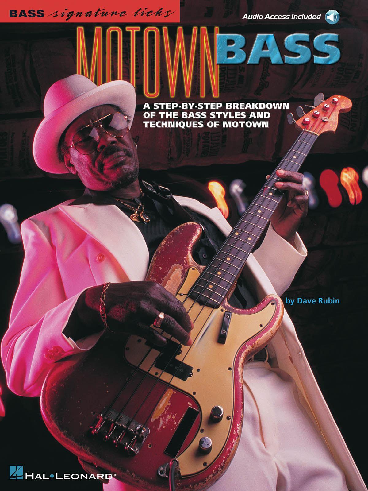 Motown Bass: Bass Guitar Solo: Instrumental Tutor