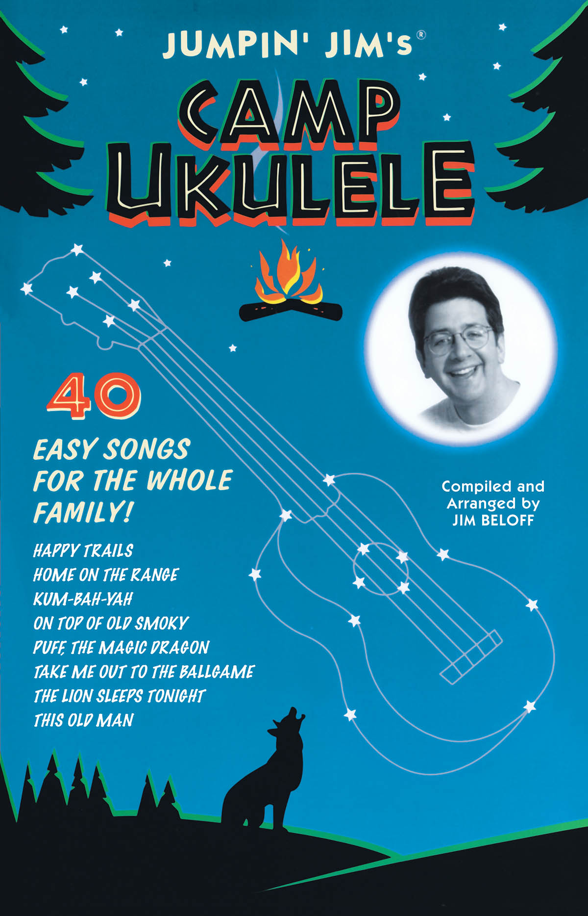 Jim Beloff: Jumpin' Jim's Camp Ukulele: Ukulele Solo: Instrumental Album
