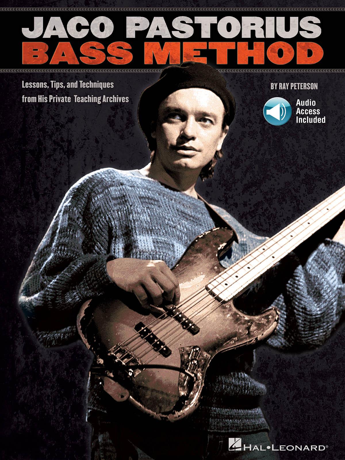 Jaco Pastorius: Jaco Pastorius Bass Method: Bass Guitar Solo: Instrumental Tutor