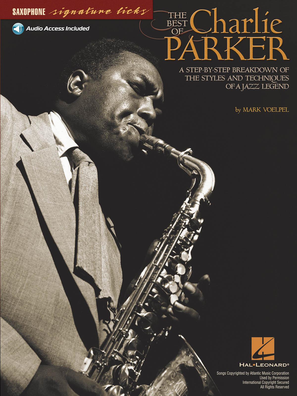 Charlie Parker: The Best Of Charlie Parker: Saxophone: Instrumental Album