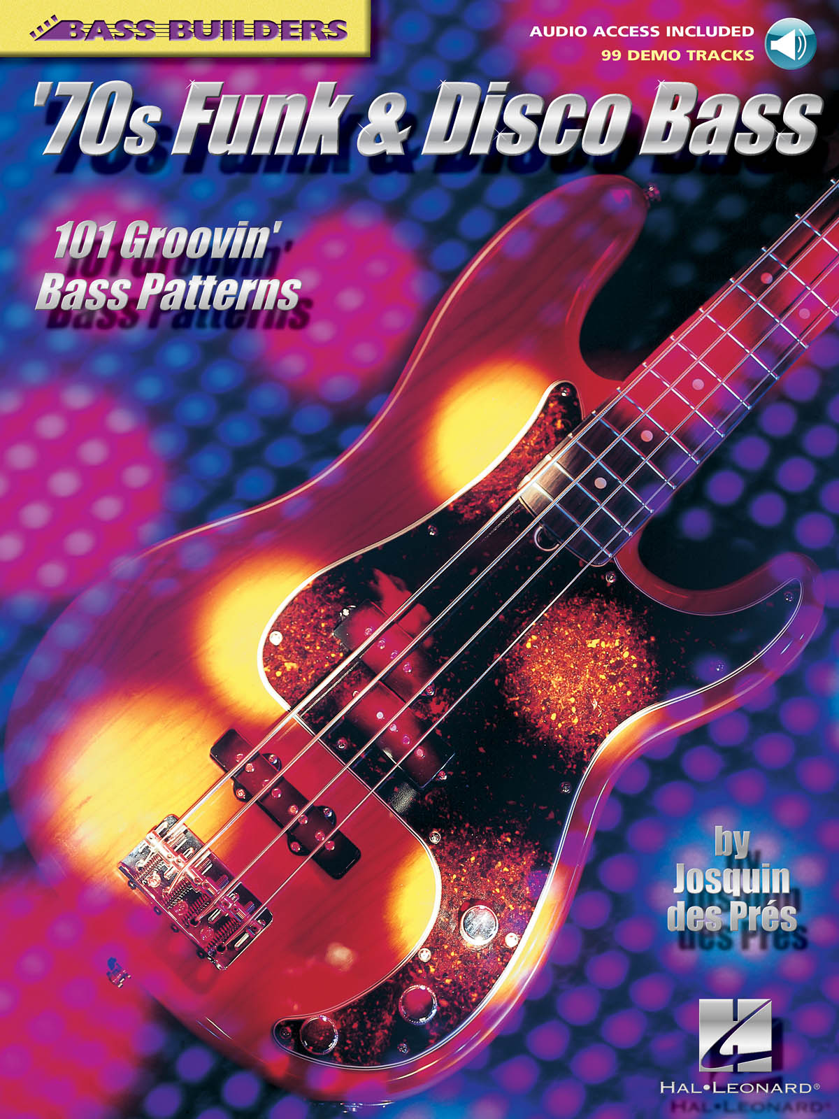 Bass Builders 70s Funk and Disco Bass: Bass Guitar Solo: Instrumental Tutor