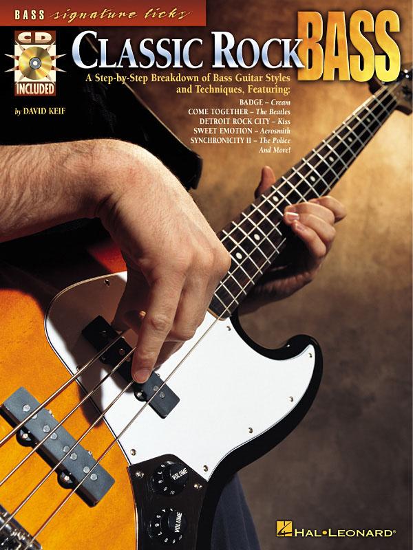 Classic Rock Bass: Bass Guitar Solo: Instrumental Album