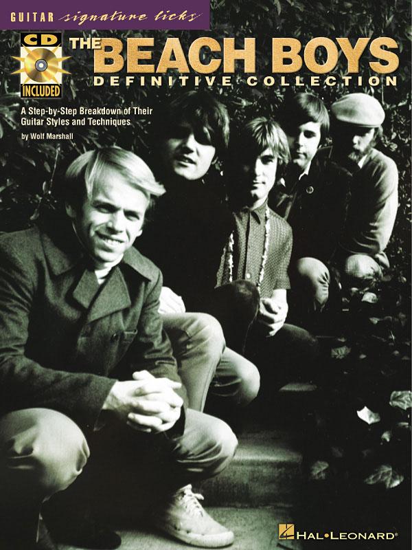 The Beach Boys: The Beach Boys Definitive Collection: Guitar Solo: Instrumental