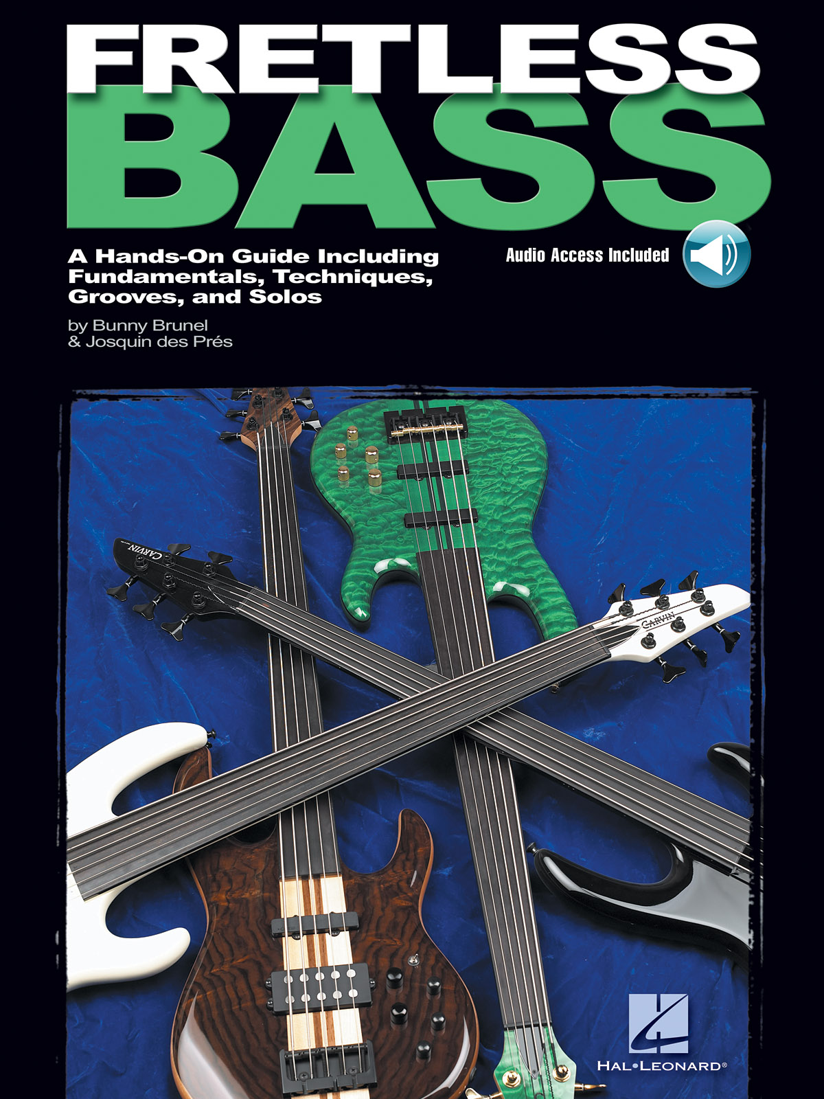 Fretless Bass - A Hands-On Guide: Bass Guitar Solo: Instrumental Reference