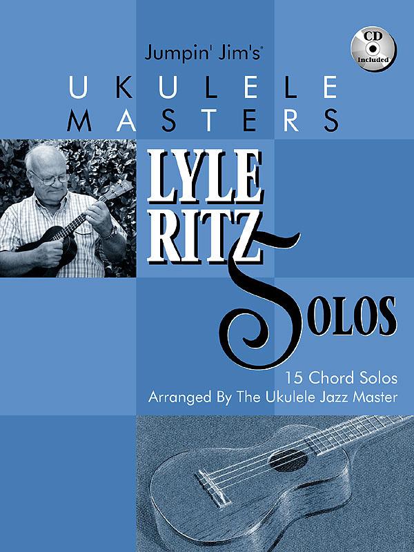 Lyle Ritz: Jumpin' Jim's Ukulele Masters: Lyle Ritz Solos: Guitar Solo: