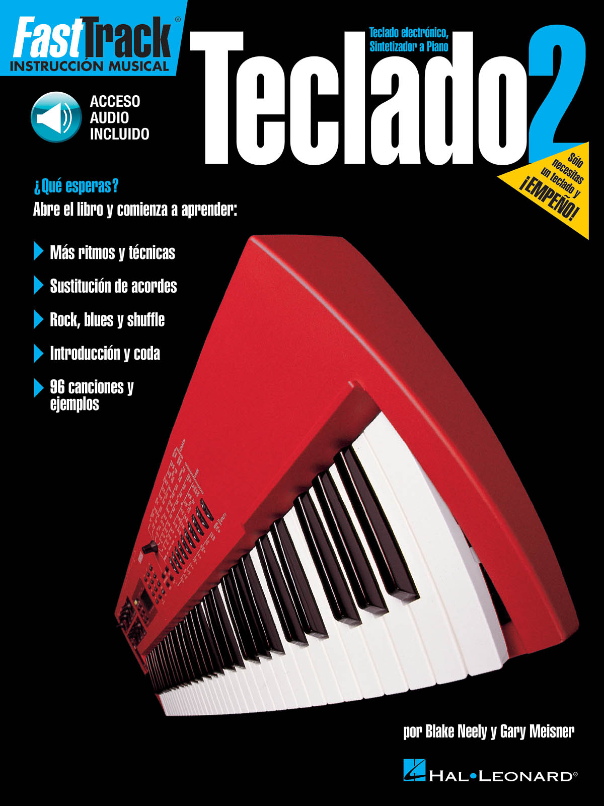 FastTrack - Teclado 2: Keyboard: Instrumental Tutor