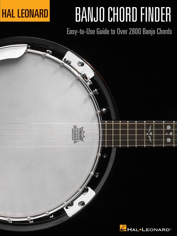 Banjo Chord Finder (9 Inch. x 12 Inch. Edition): Banjo: Instrumental Reference