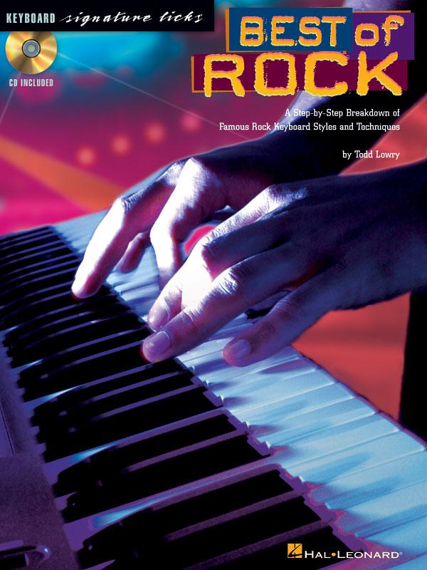 Best of Rock: Keyboard: Instrumental Album