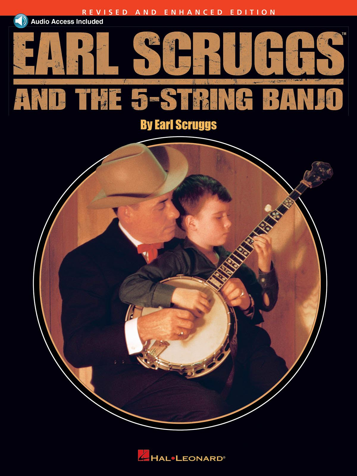 Earl Scruggs And The Five String Banjo: Banjo: Instrumental Tutor