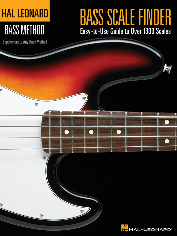 Bass Scale Finder: Bass Guitar Solo: Instrumental Reference