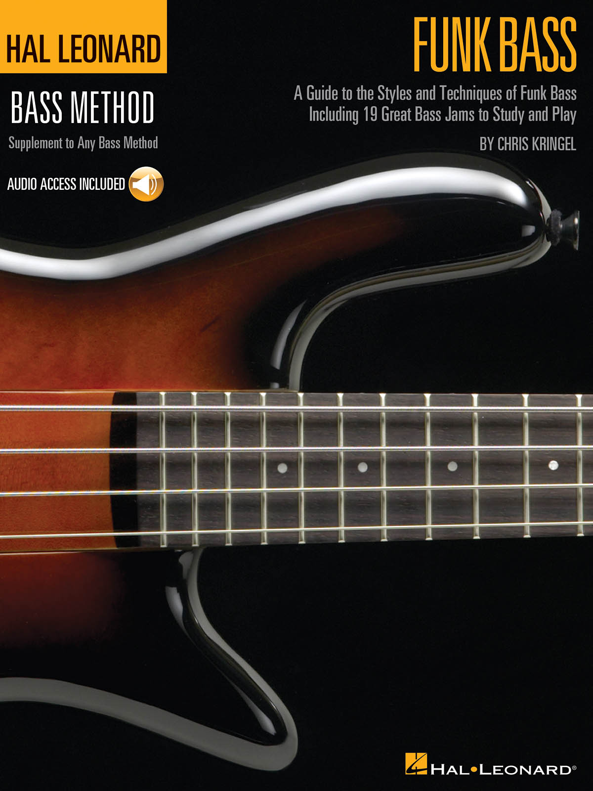 Funk Bass: Bass Guitar Solo: Instrumental Tutor