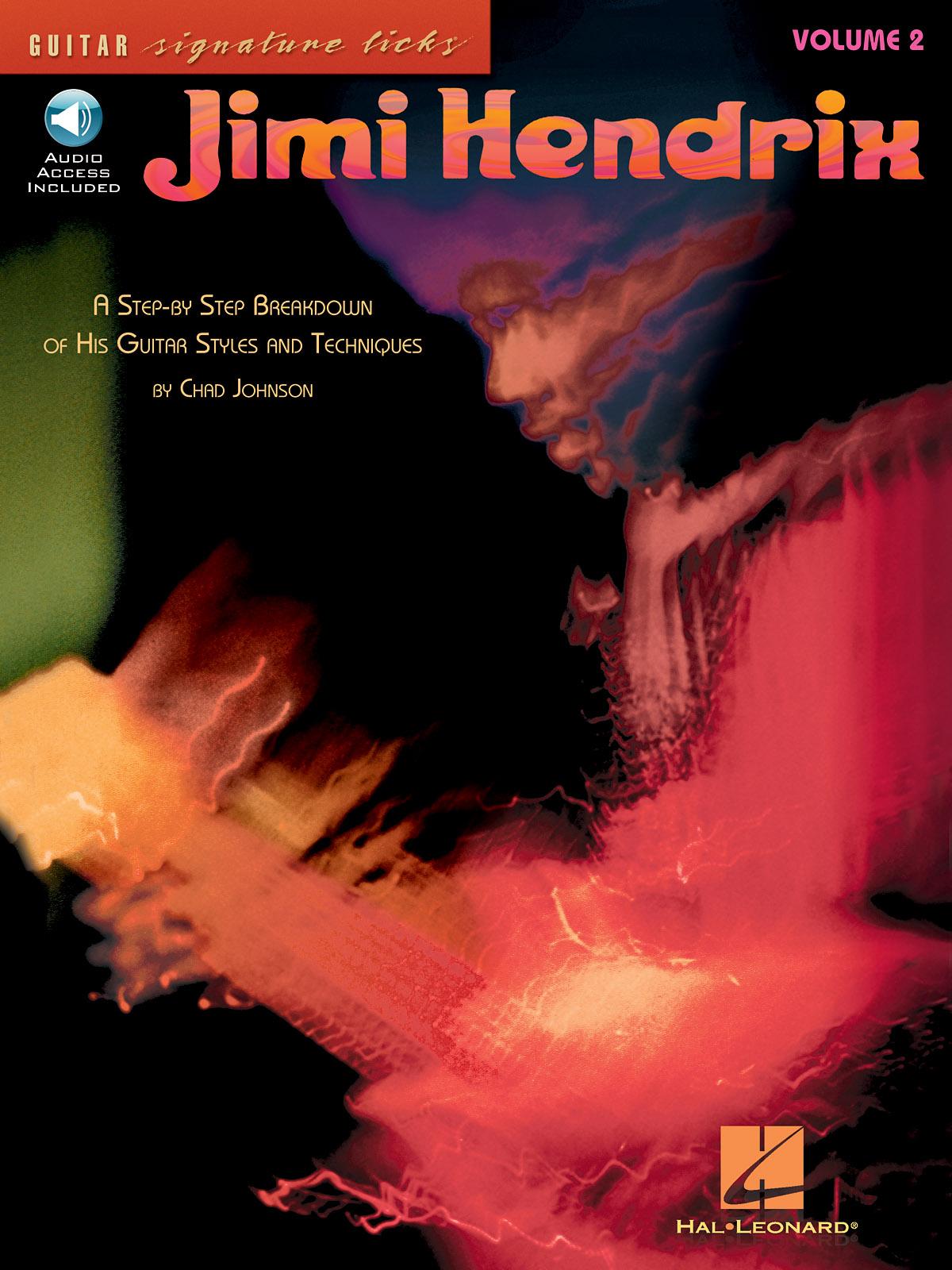 Jimi Hendrix: Jimi Hendrix - Volume 2: Guitar Solo: Artist Songbook