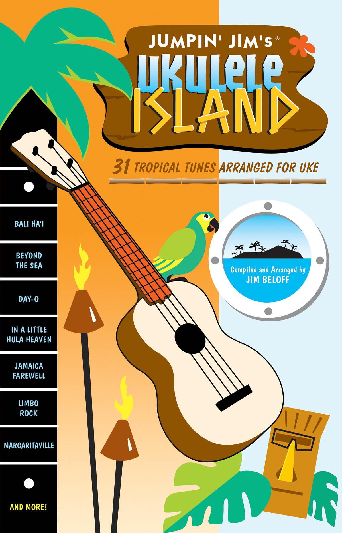 Jumpin' Jim's Ukulele Island: Ukulele Solo: Instrumental Album
