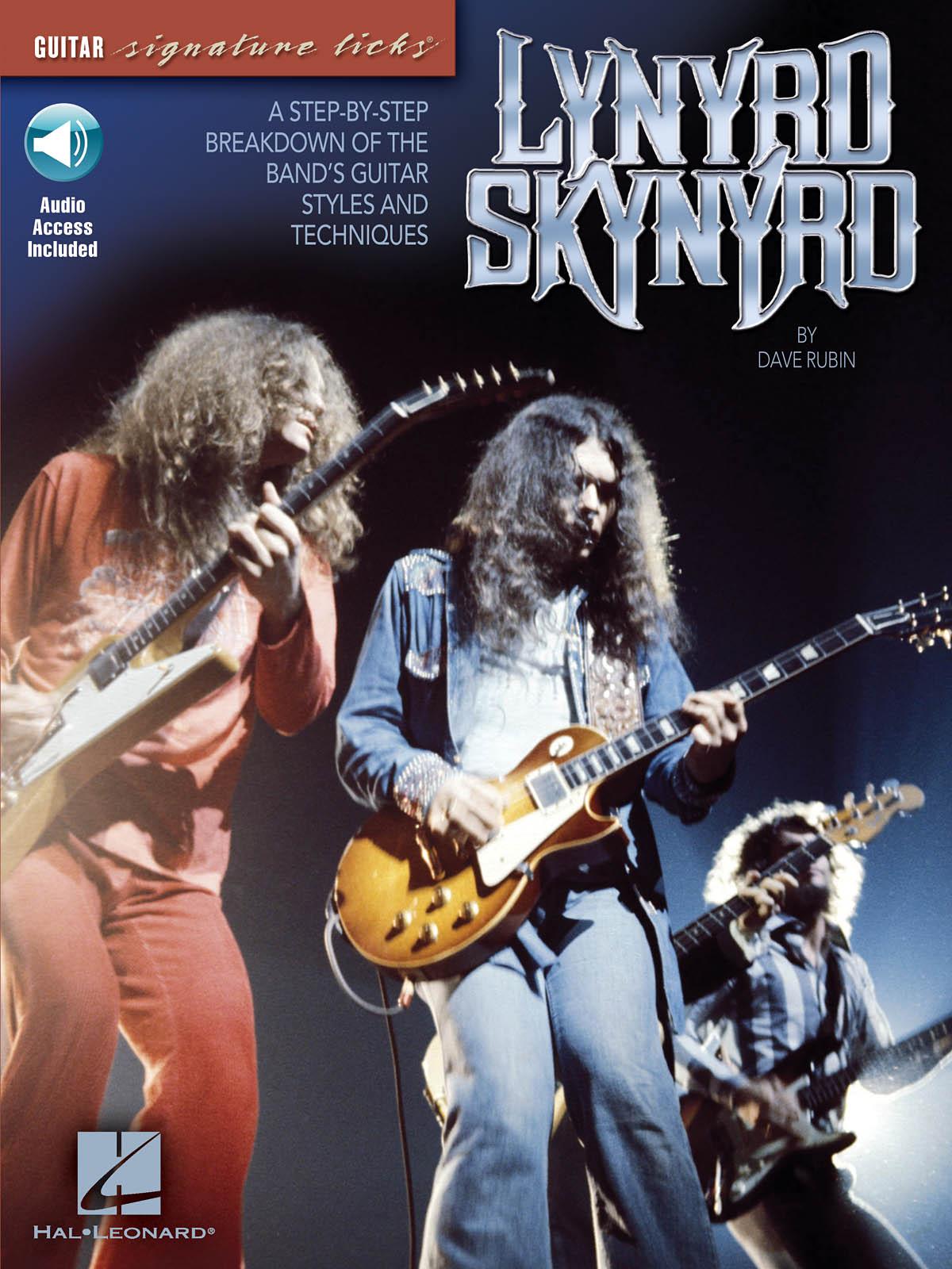Lynyrd Skynyrd: Lynyrd Skynyrd: Guitar Solo: Instrumental Tutor