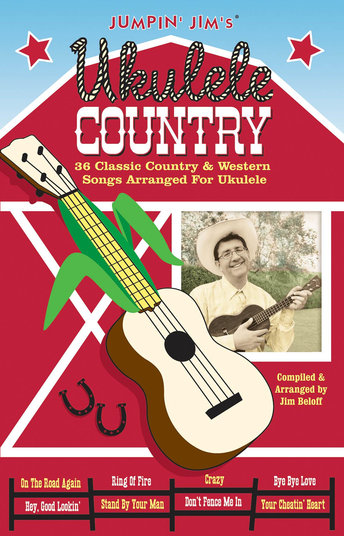 Jumpin' Jim's Ukulele Country: Ukulele Solo: Instrumental Album