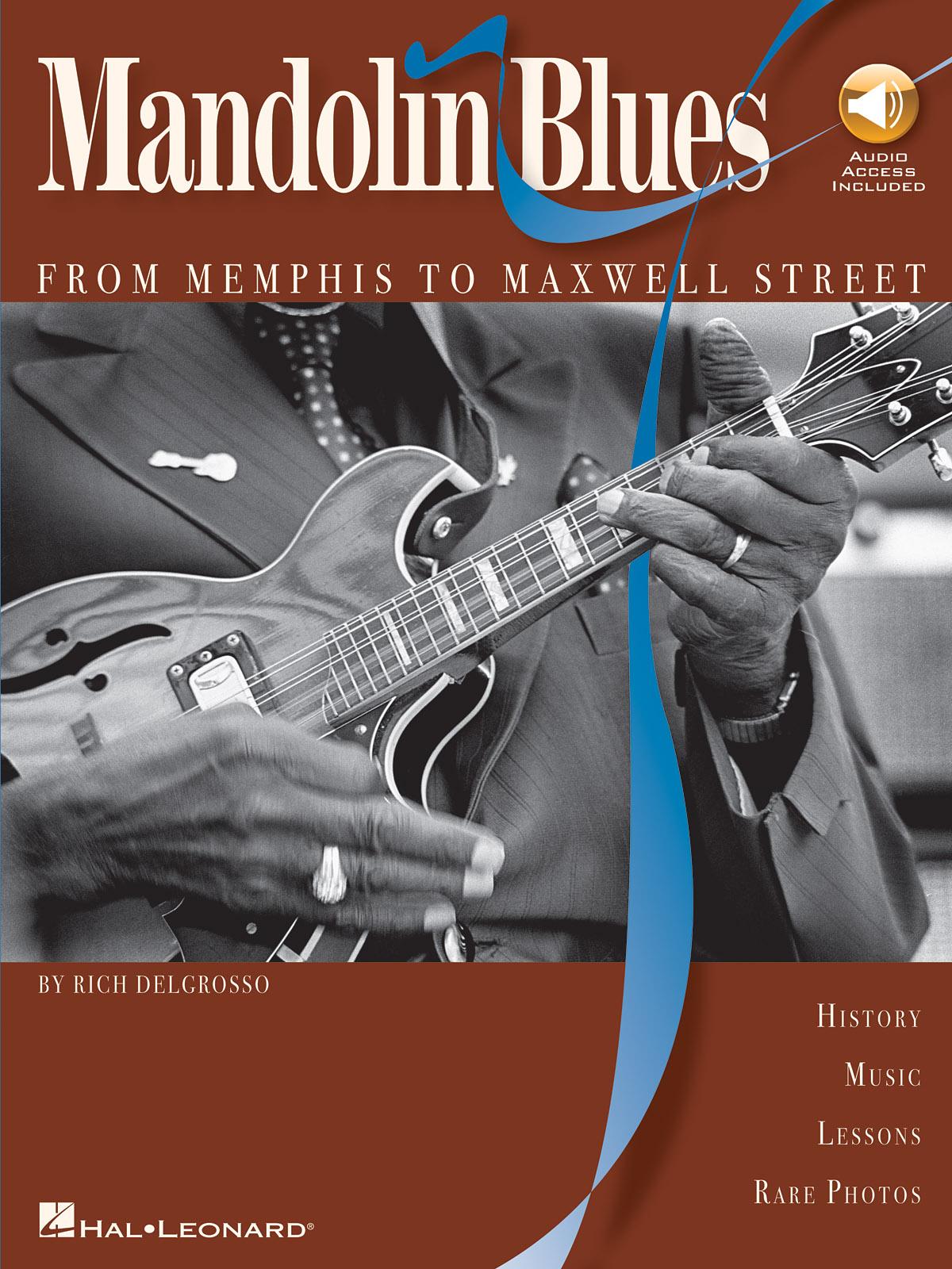 Mandolin Blues: Mandolin: Instrumental Album