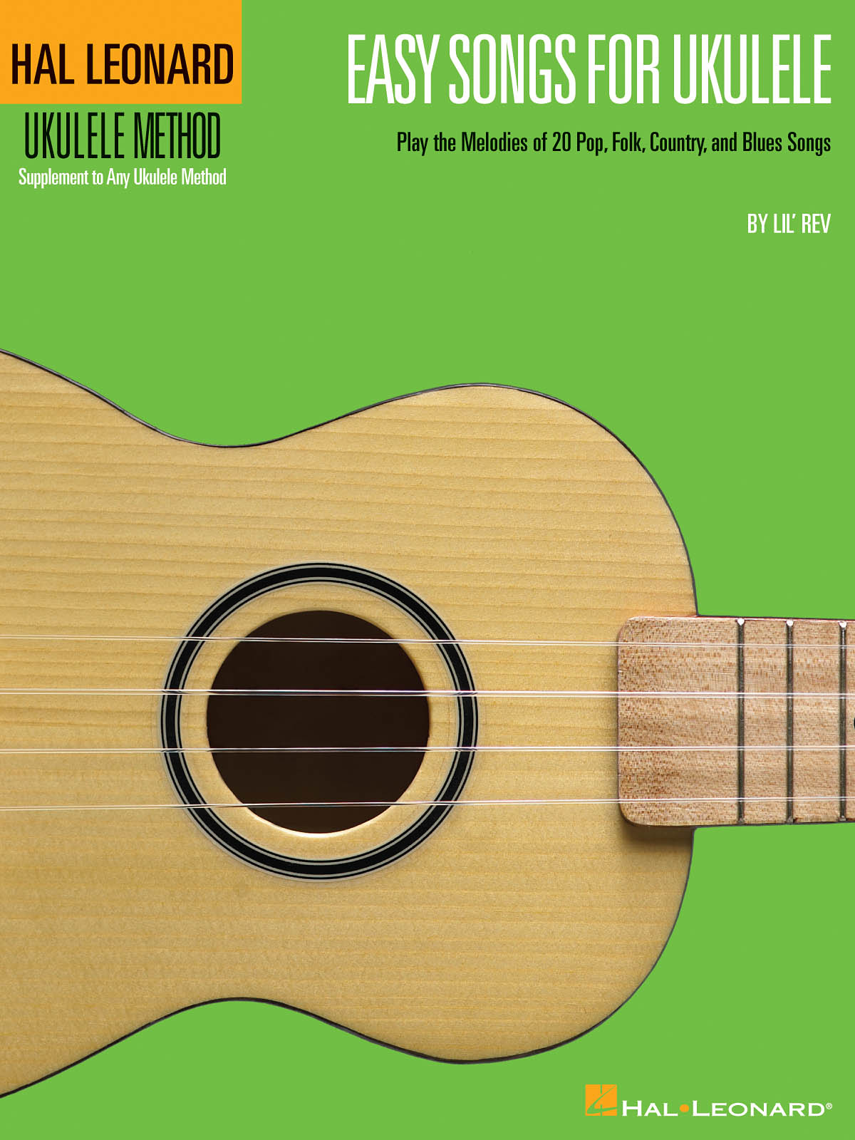 Easy Songs for Ukulele: Ukulele Solo: Instrumental Album