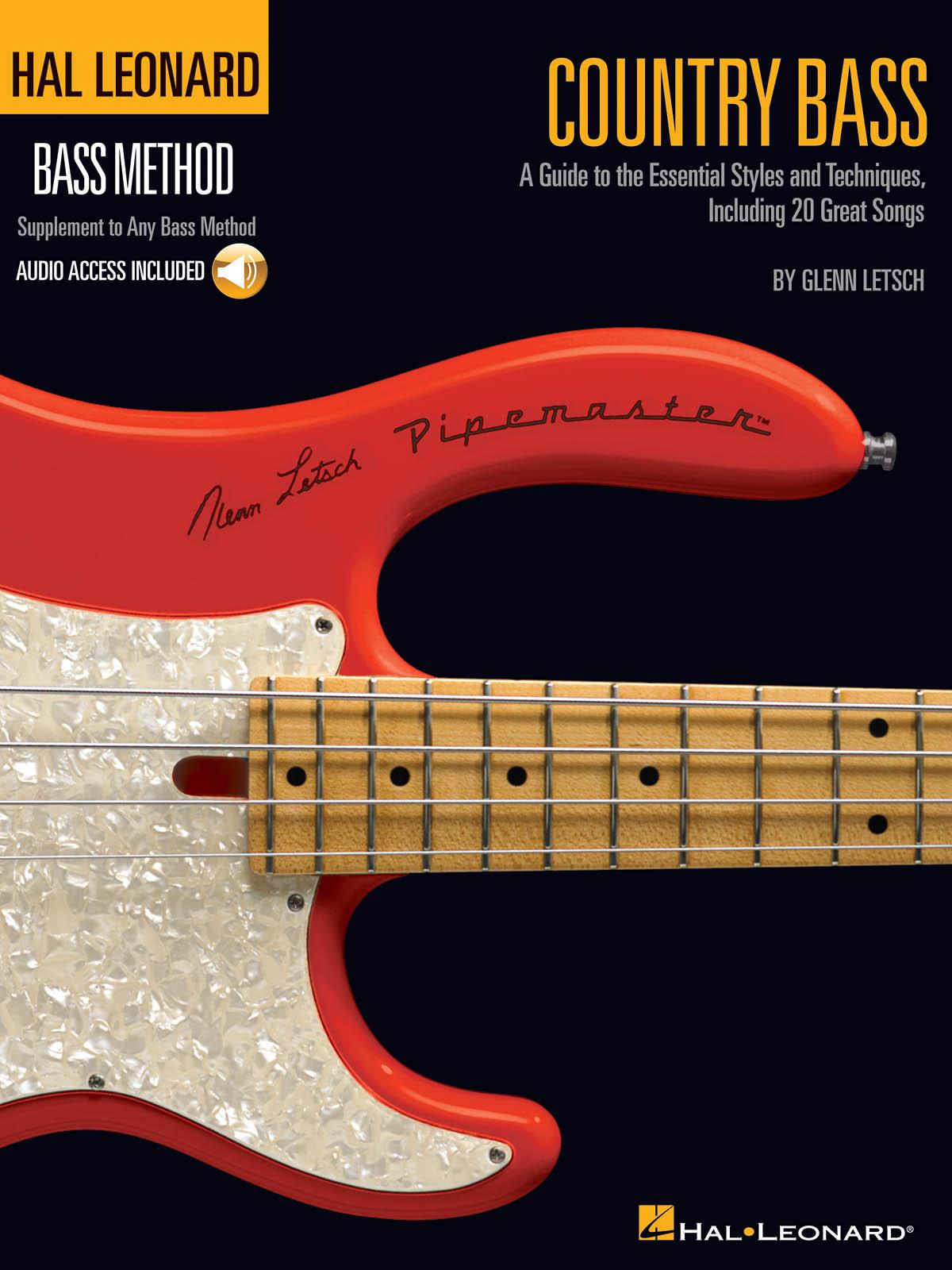 Country Bass: Bass Guitar Solo: Instrumental Album
