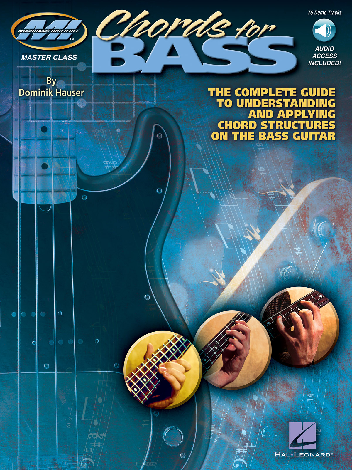 Dominik Hauser-Chords For Bass: Bass Guitar Solo: Instrumental Tutor