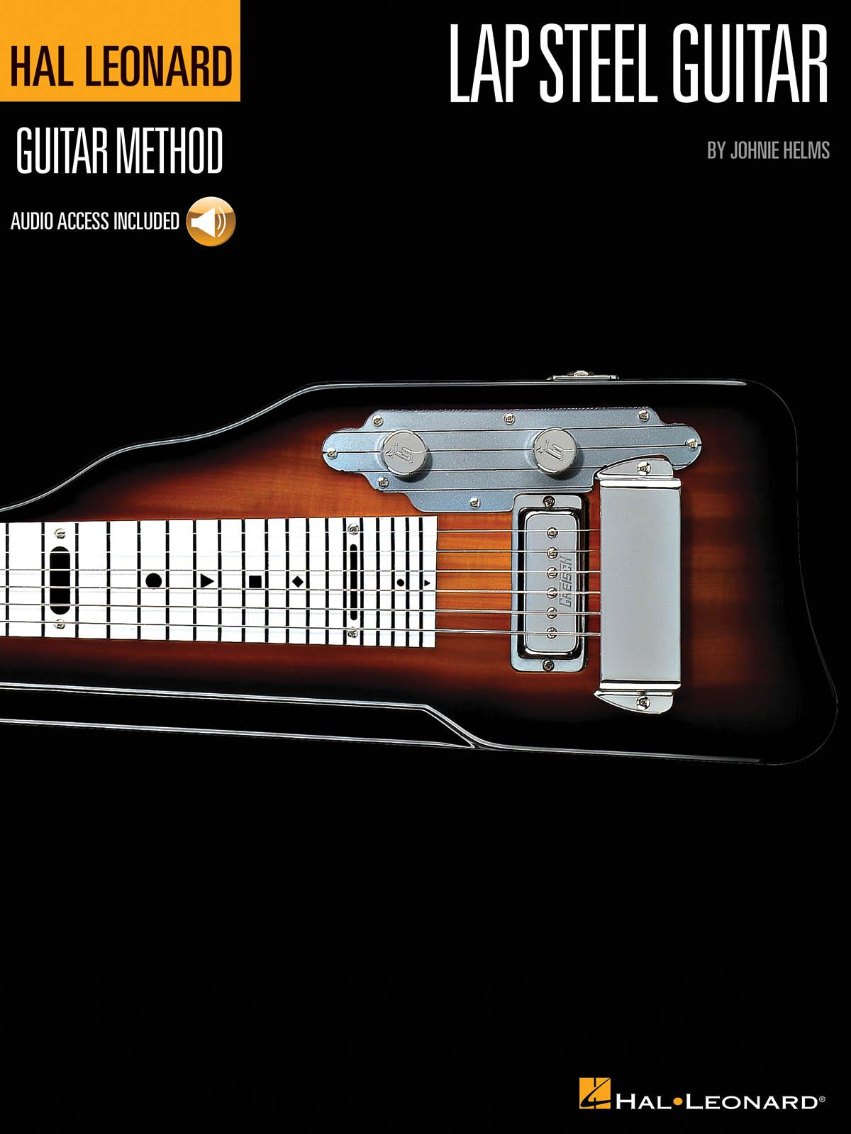 The Hal Leonard Lap Steel Guitar Method: Guitar Solo: Instrumental Album