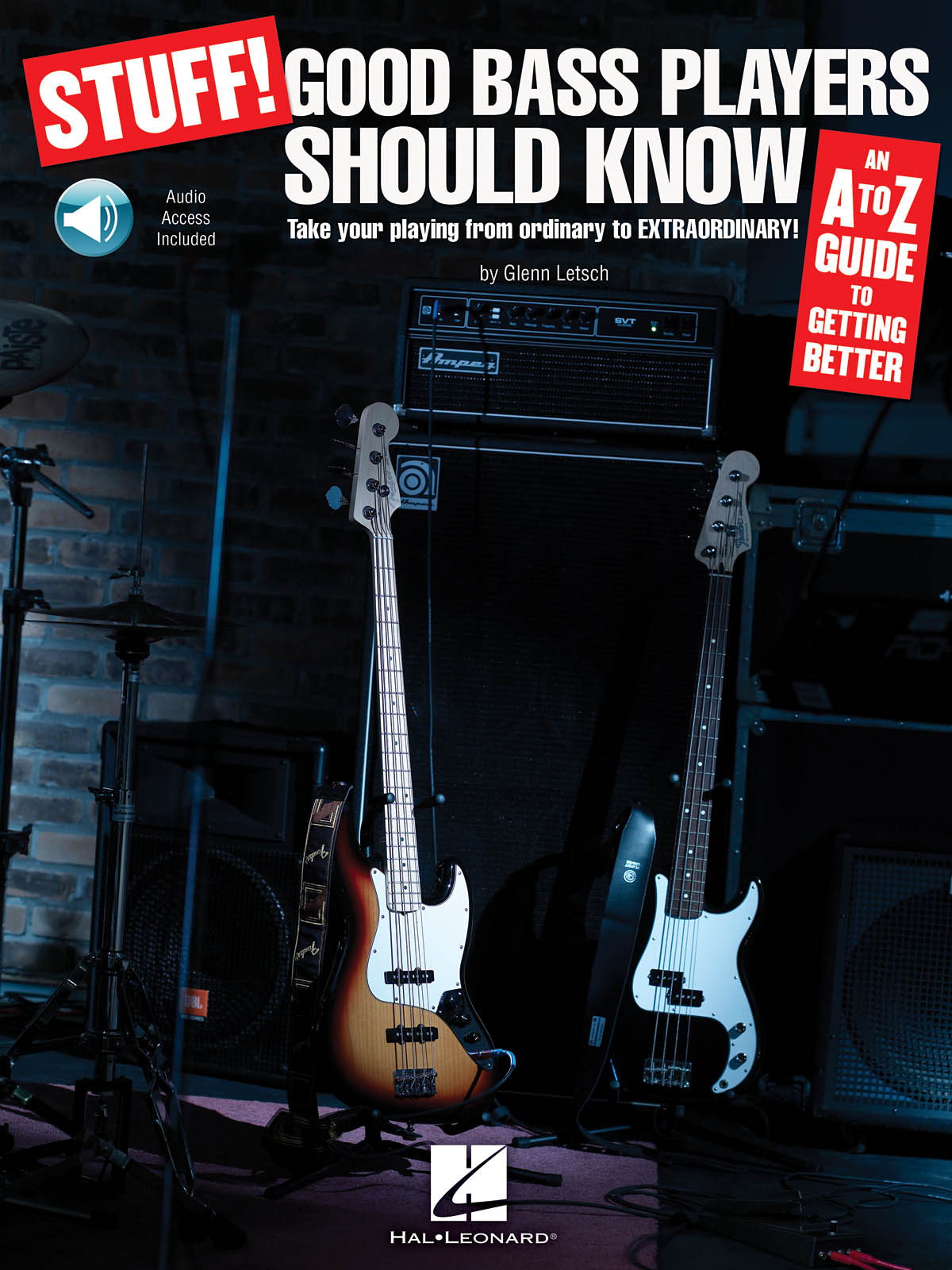 Stuff! Good Bass Players Should Know: Bass Guitar Solo: Instrumental Tutor
