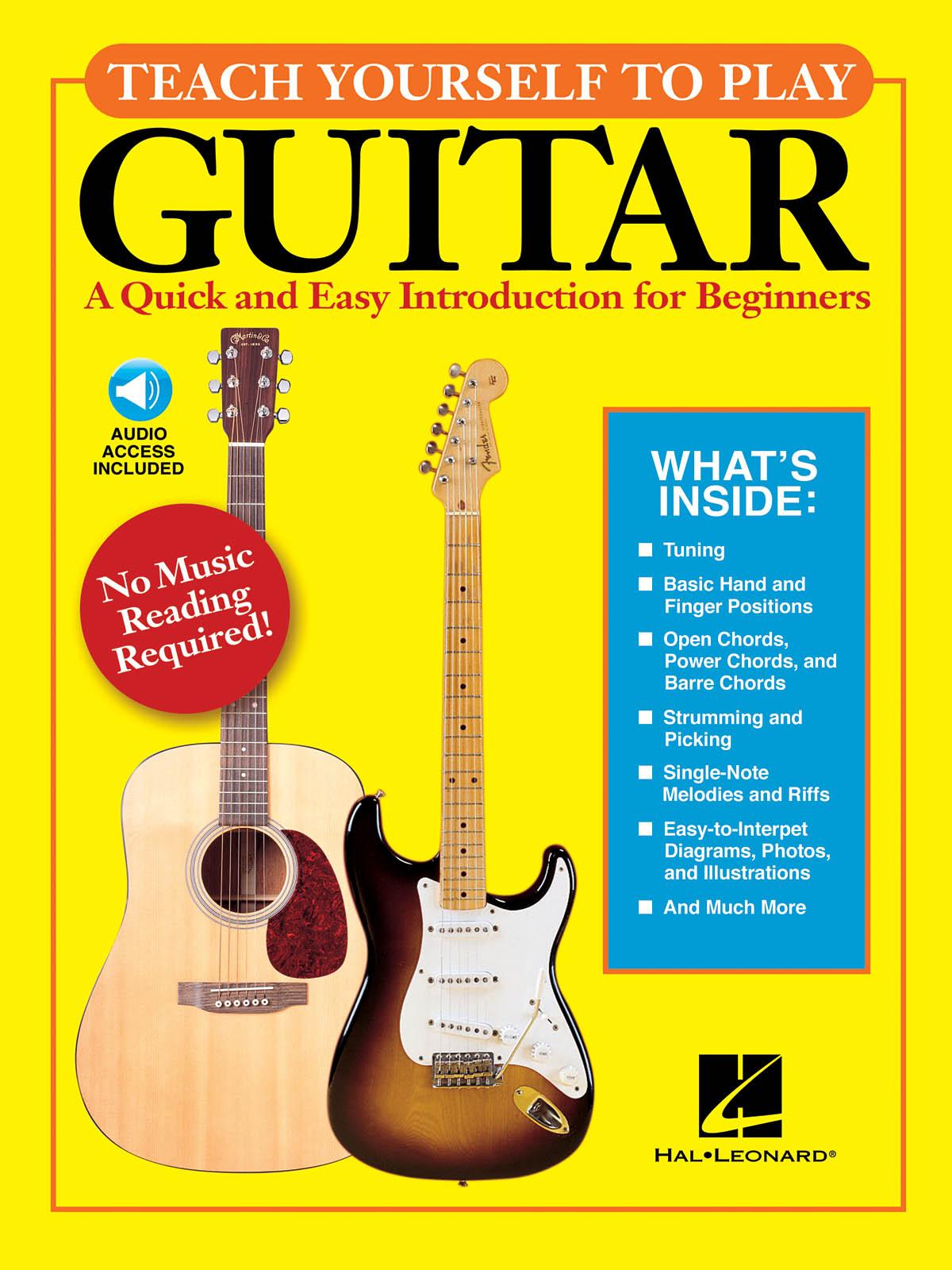 Teach Yourself to Play Guitar: Guitar Solo: Instrumental Tutor