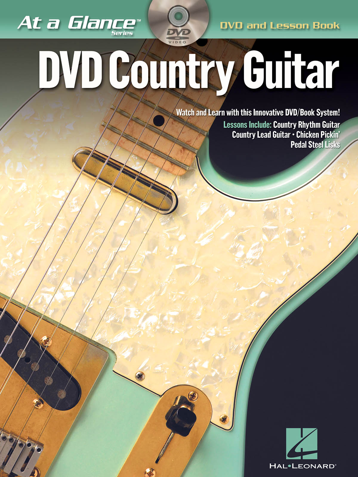 At A Glance Guitar - Country Guitar: Guitar Solo: Instrumental Tutor