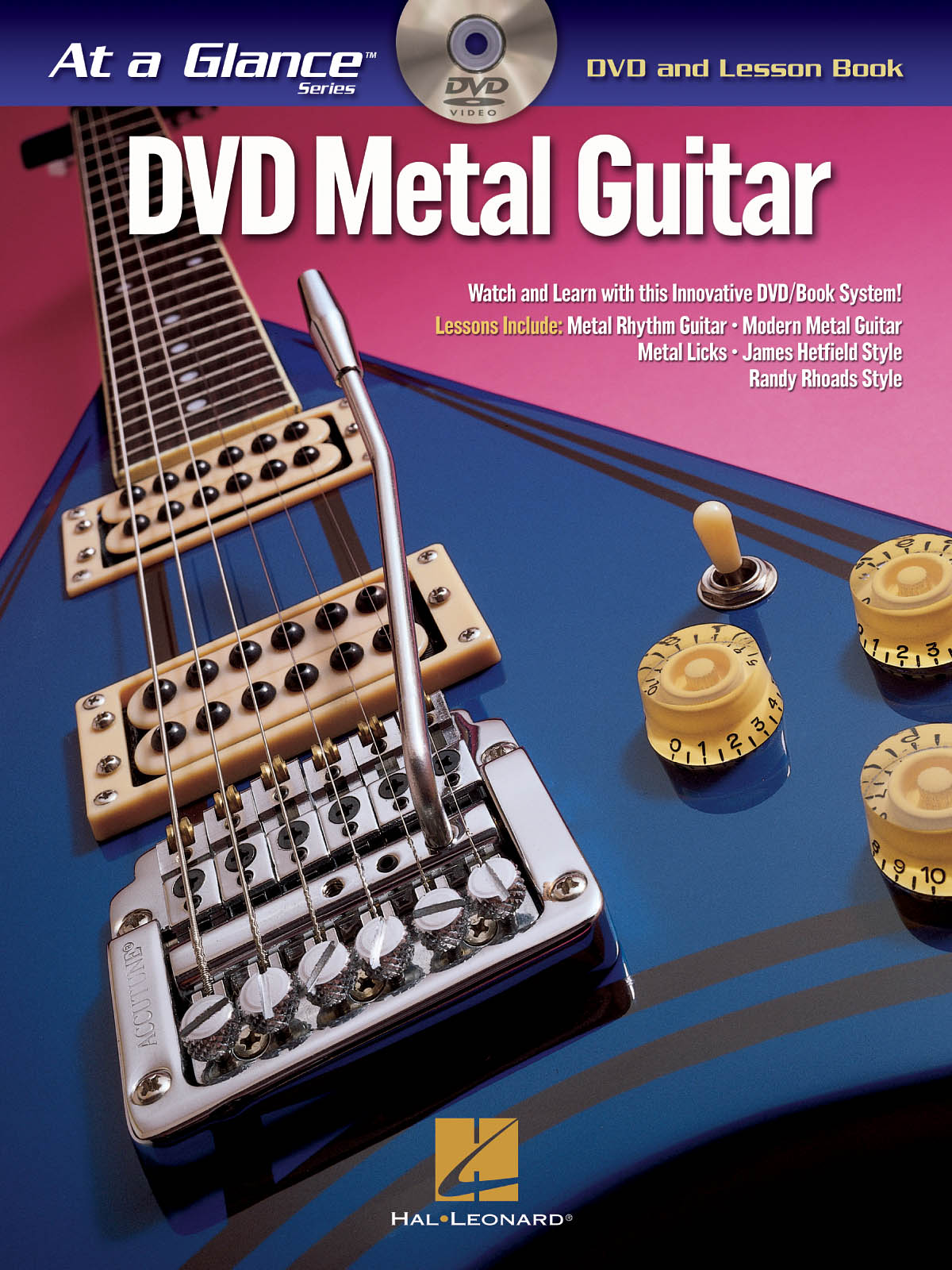 Marcus Henderson Troy Stetina: Metal Guitar: Guitar Solo: Instrumental Tutor