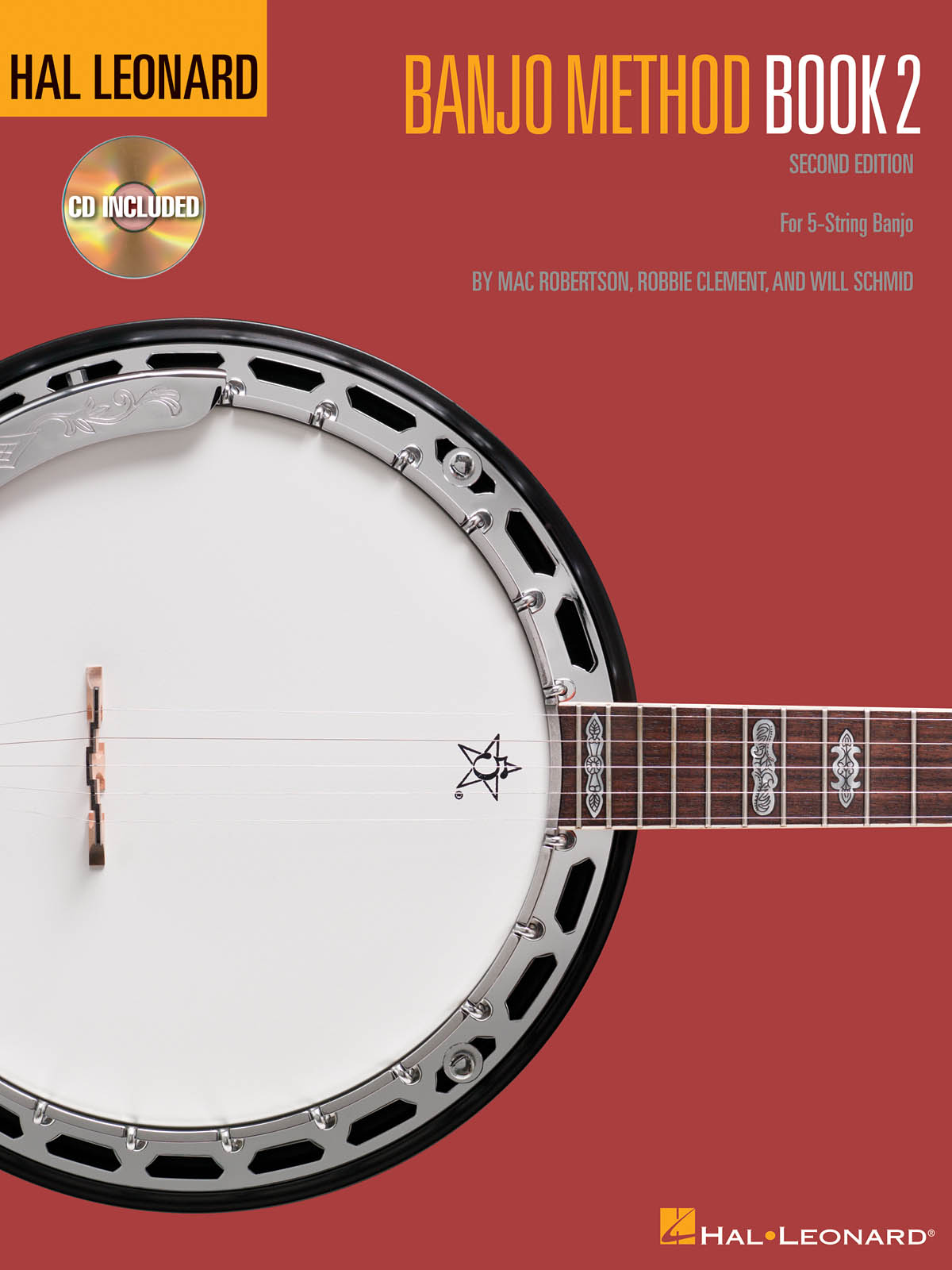Hal Leonard Banjo Method - Book 2  2nd Edition: Banjo: Instrumental Tutor