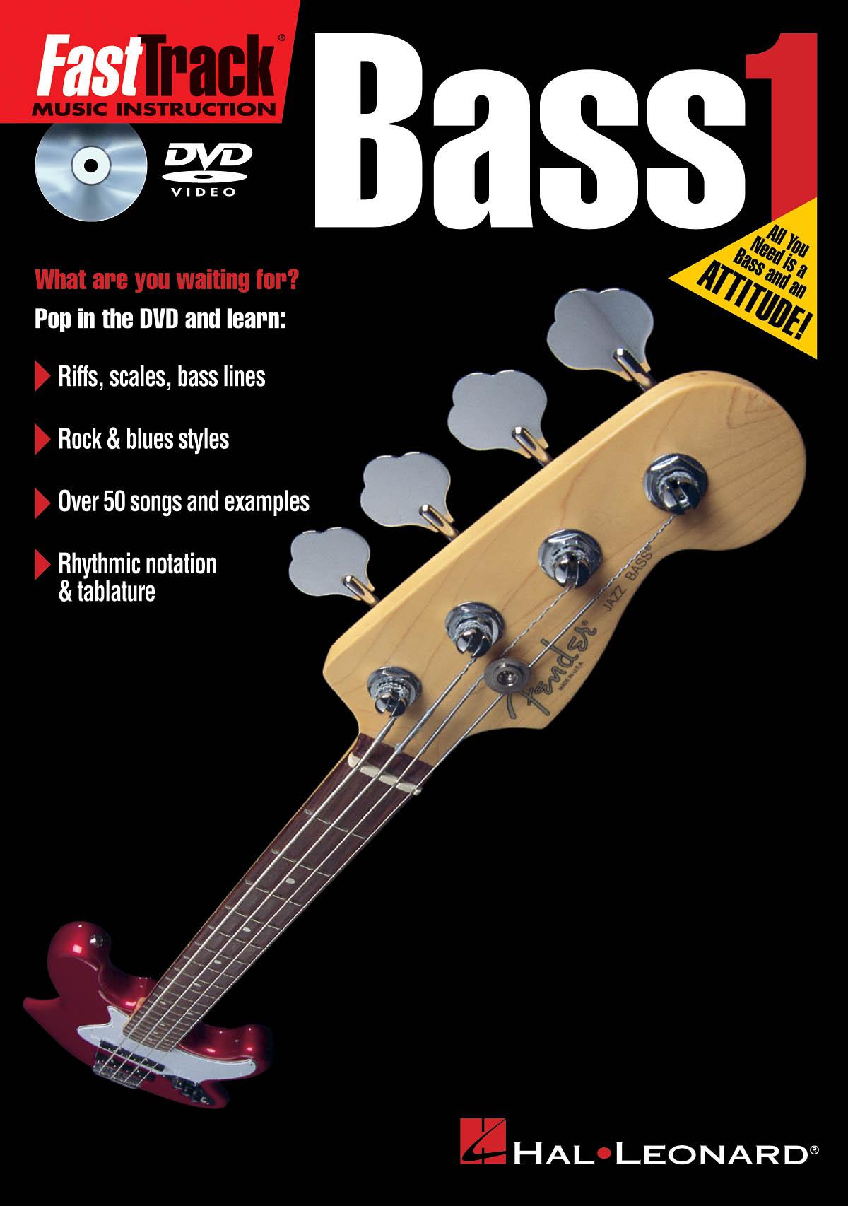 Eric W. Wills: FastTrack - Bass Method 1 - DVD: Bass Guitar Solo: Instrumental