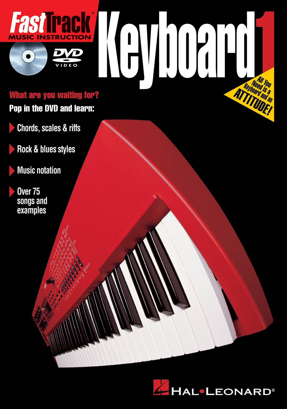 Abbie Rabine-Aristizabal: FastTrack - Keyboard Method 1: Keyboard: Instrumental