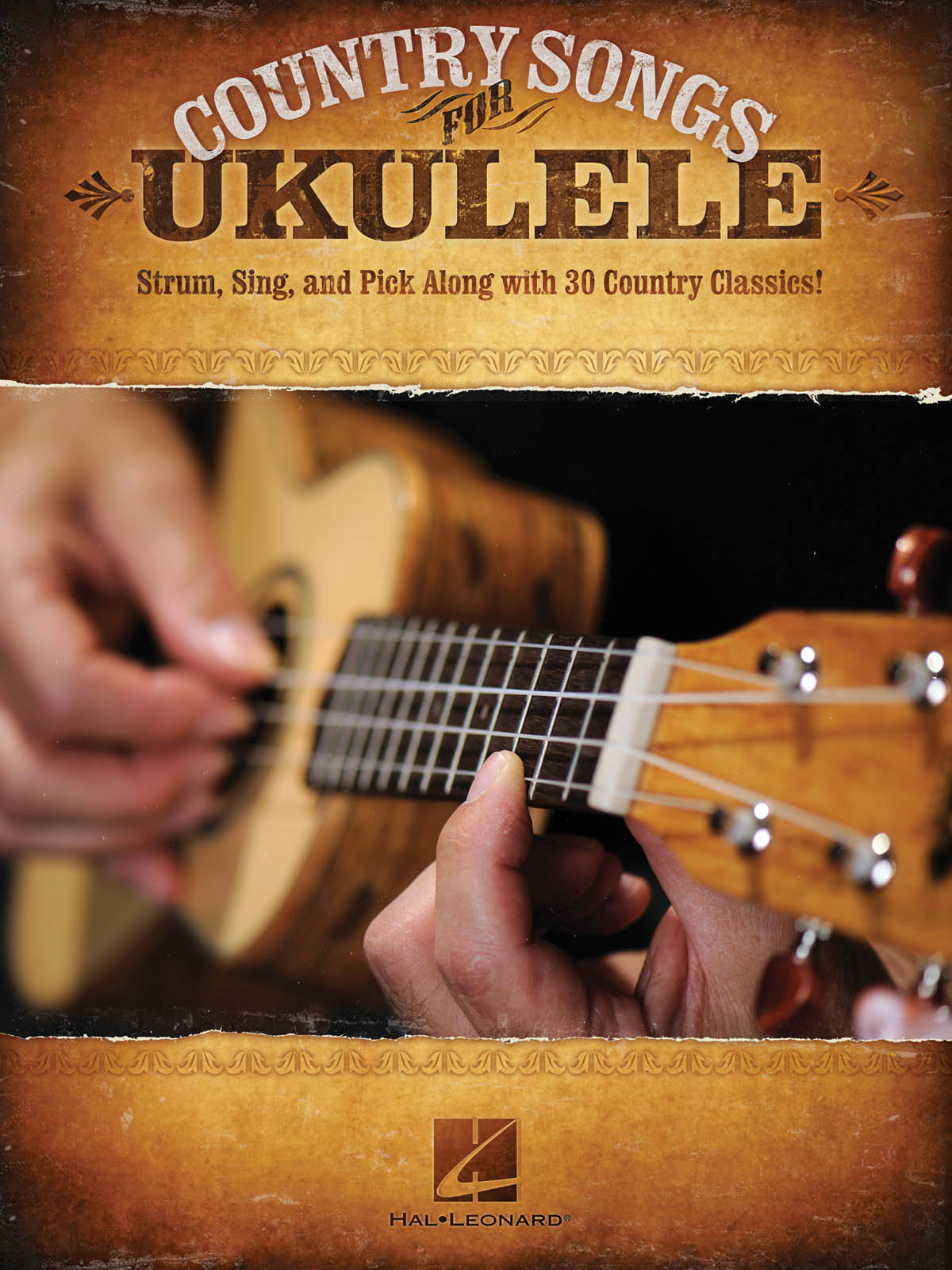 Country Songs for Ukulele: Ukulele: Instrumental Album