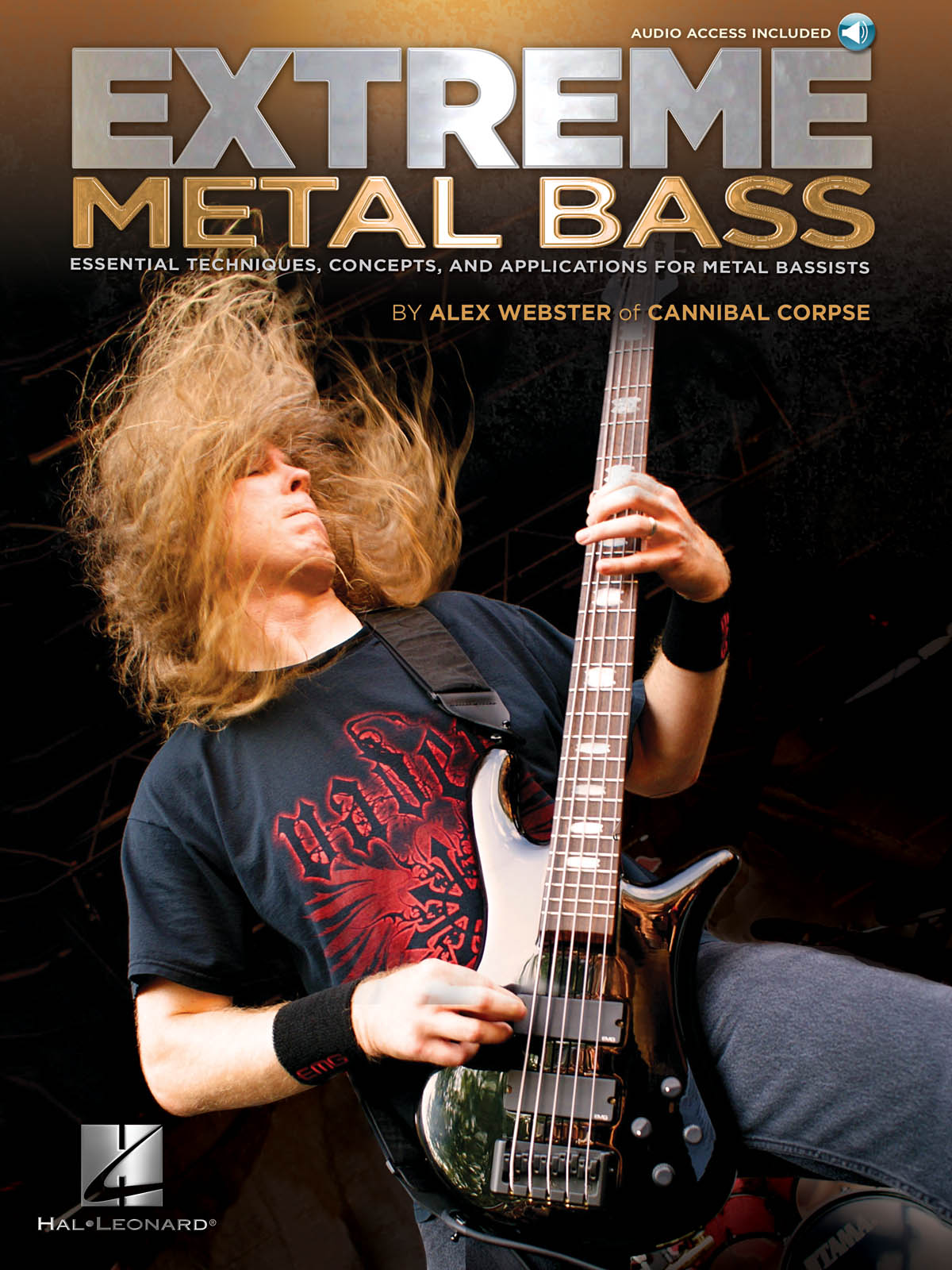 Cannibal Corpse: Extreme Metal Bass: Bass Guitar Solo: Instrumental Album