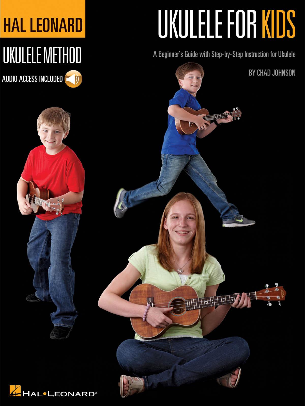 Hal Leonard Ukulele Method: Ukulele for Kids: Ukulele Solo: Instrumental Album
