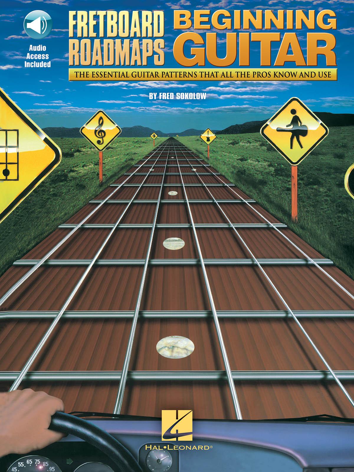 Fretboard Roadmaps for the Beginning Guitarist: Guitar Solo: Instrumental Tutor