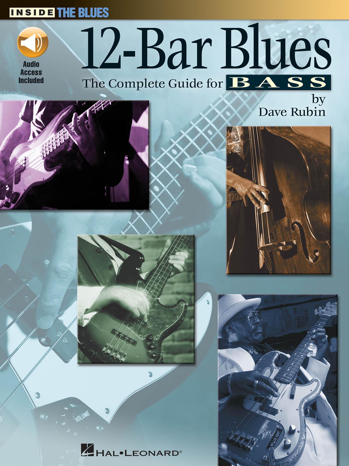 12-Bar Blues: Bass Guitar Solo: Instrumental Tutor
