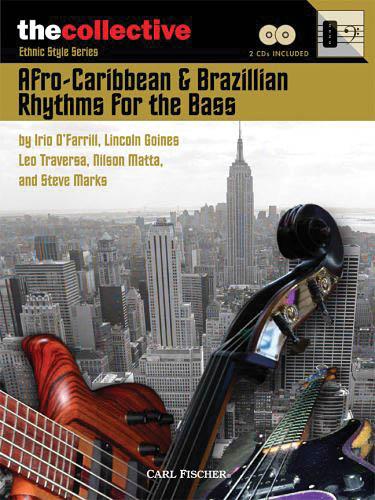 Afro-Caribbean & Brazilian Rhythms for the Bass: Bass Guitar Solo: Instrumental