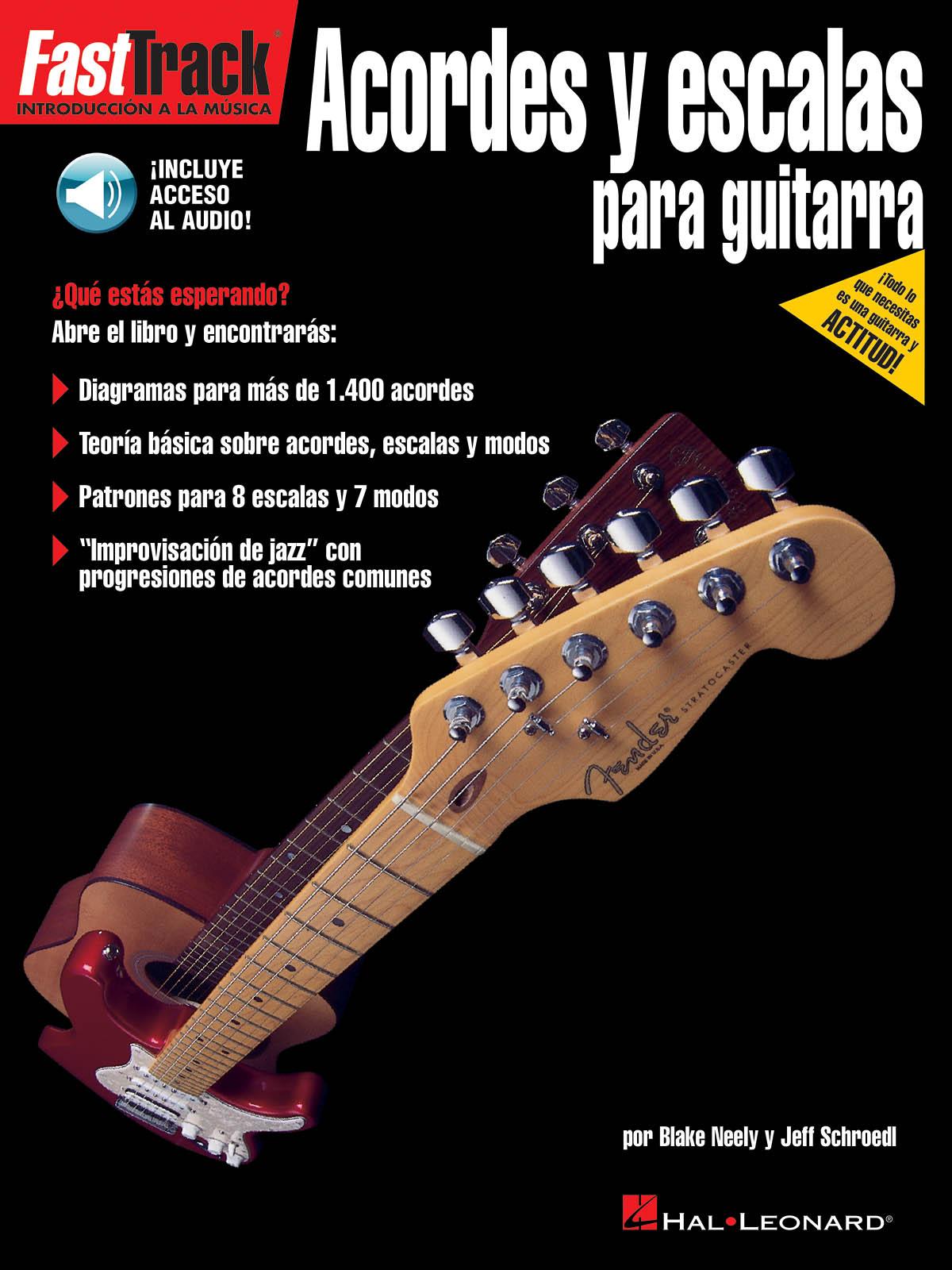 FastTrack - Guitarra - Acordes y escales: Guitar Solo: Instrumental Tutor