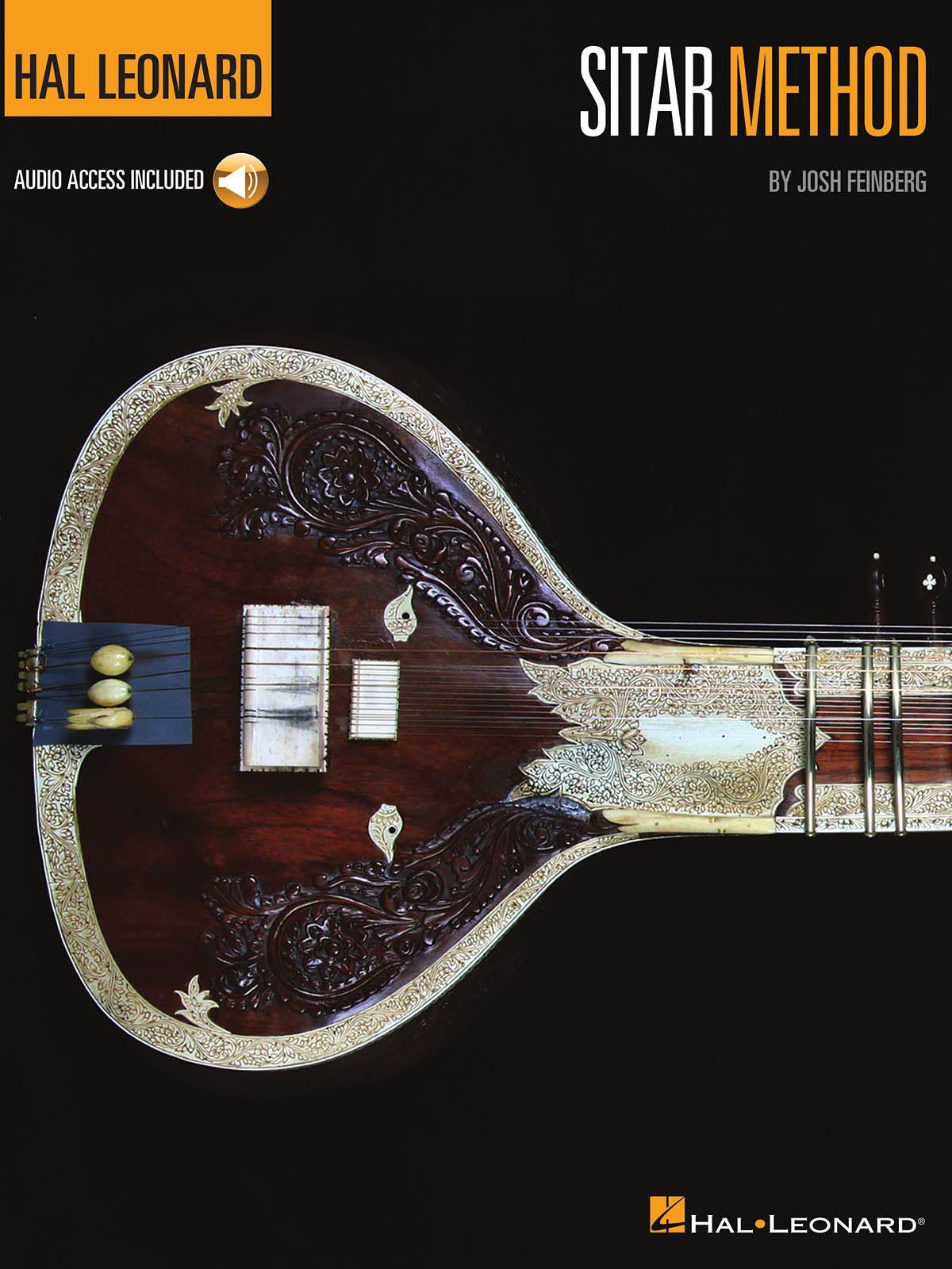 Hal Leonard Sitar Method: Other plucked strings: Instrumental Tutor