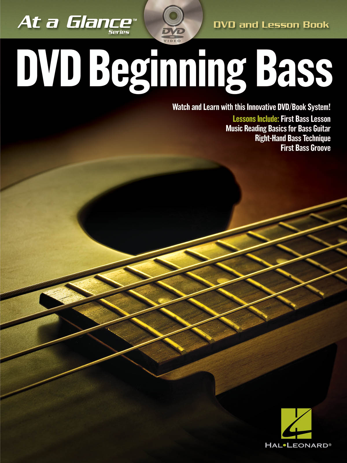 At A Glance - Beginning Bass: Bass Guitar Solo: Instrumental Tutor