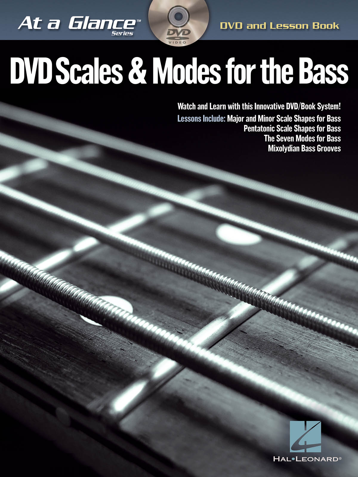 At A Glance - Scales & Modes For Bass: Bass Guitar Solo: Instrumental Tutor