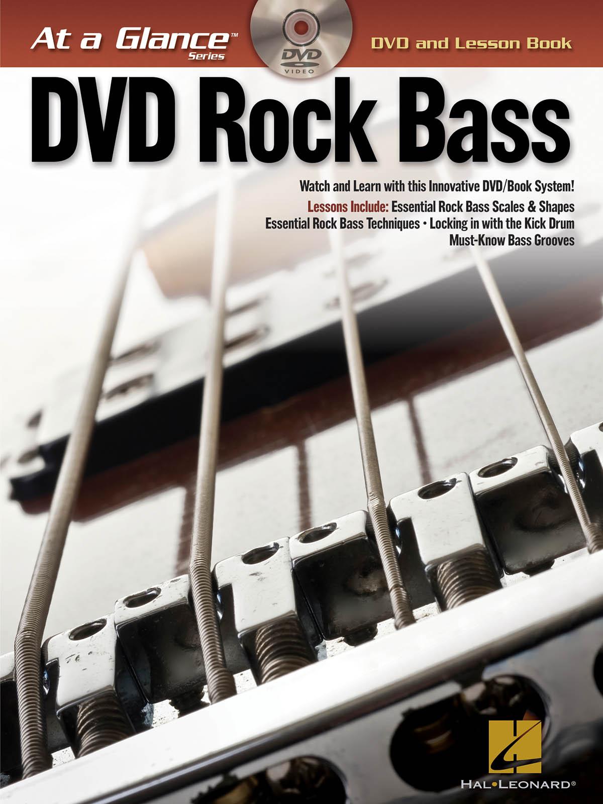 Rock Bass - At a Glance: Bass Guitar Solo: Instrumental Tutor