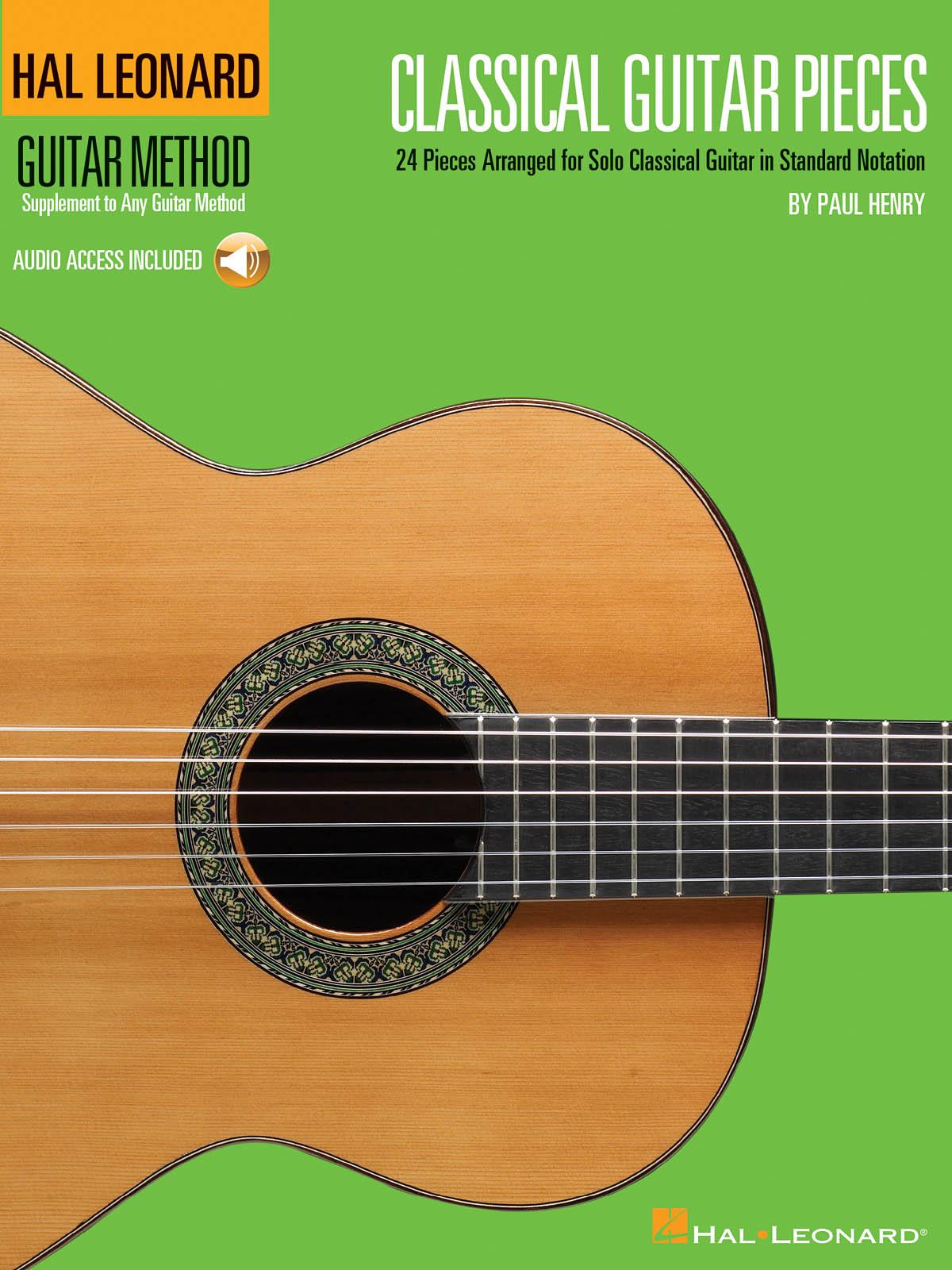 Classical Guitar Pieces: Guitar Solo: Instrumental Album
