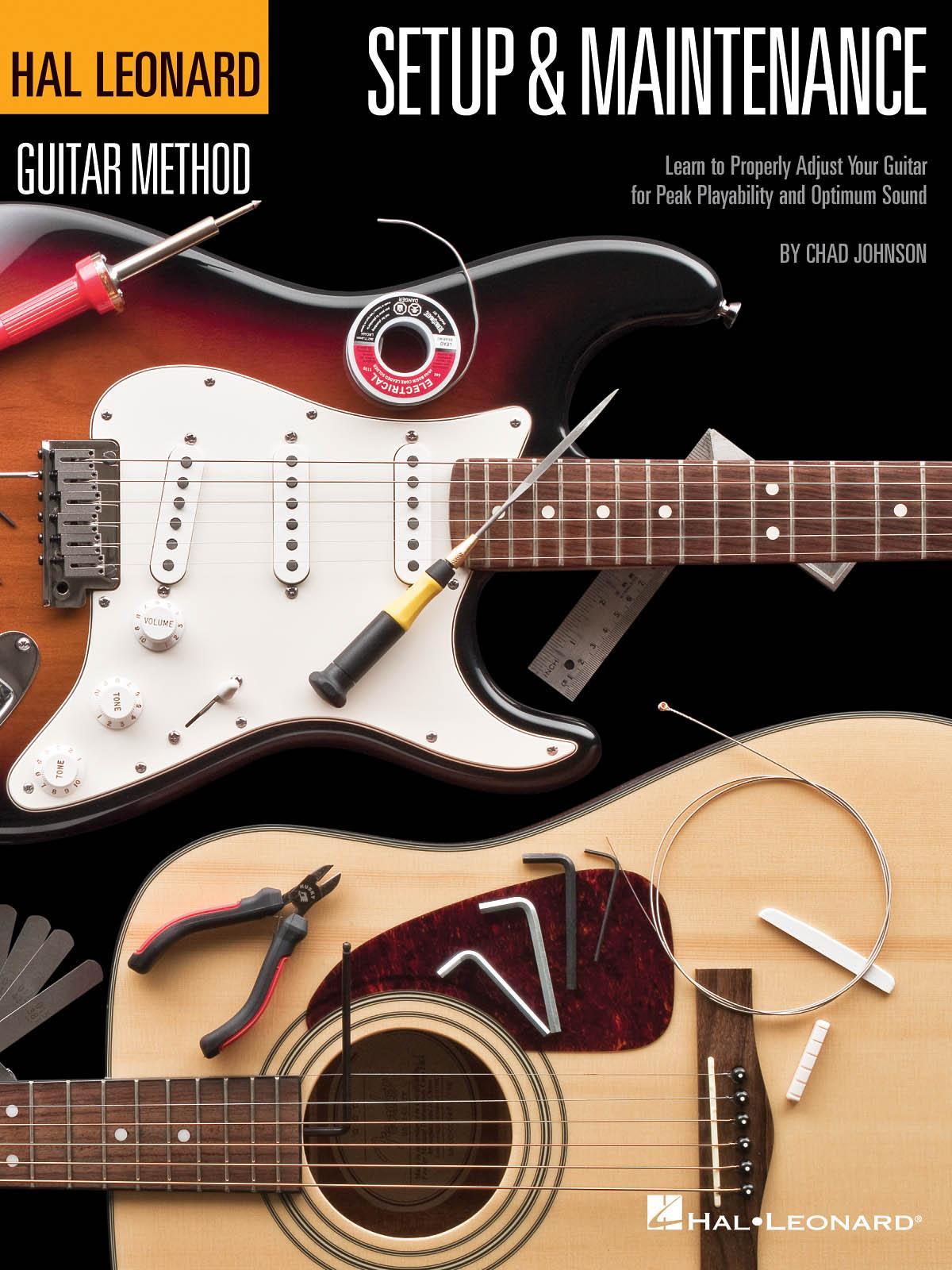 Hal Leonard Guitar Method - Setup & Maintenance: Guitar Solo: Reference