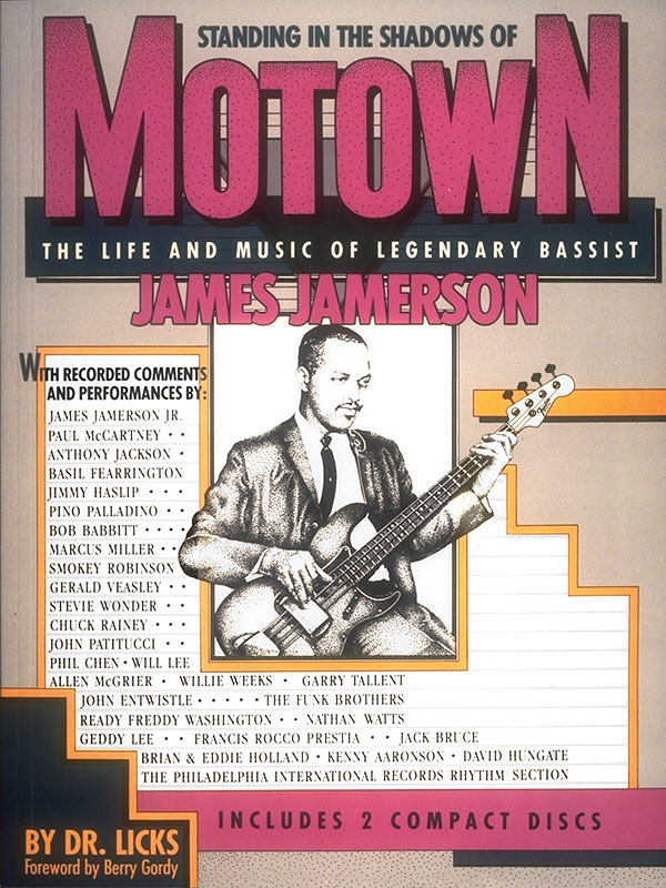 James Jamerson: Standing in the Shadows of Motown: Bass Guitar Solo: Reference