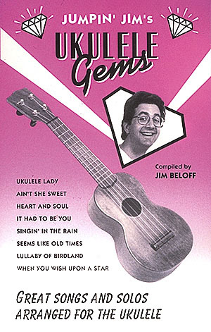 Jim Beloff: Jumpin' Jim's Ukulele Gems: Ukulele Solo: Instrumental Album