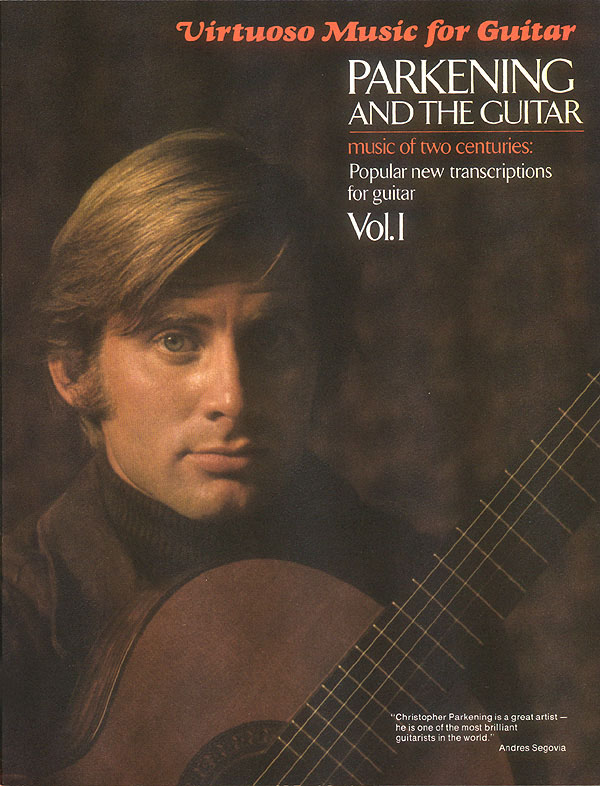 Christopher Parkening: Parkening Virutoso Vol. 1: Guitar: Instrumental Album