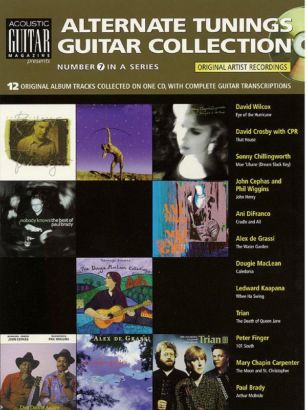 Alternate Tunings Guitar Collection: Guitar Solo: Instrumental Album